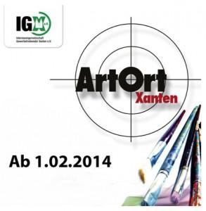 ArtOrt Xanten 2014